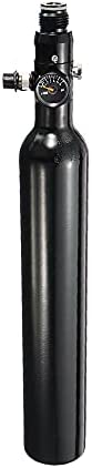 HPDAVV Dive Tank,Scuba Tanks,Thickened Explosion-Proof co2 High Pressure Gas Cylinder,Light-Weight Aluminum Bo