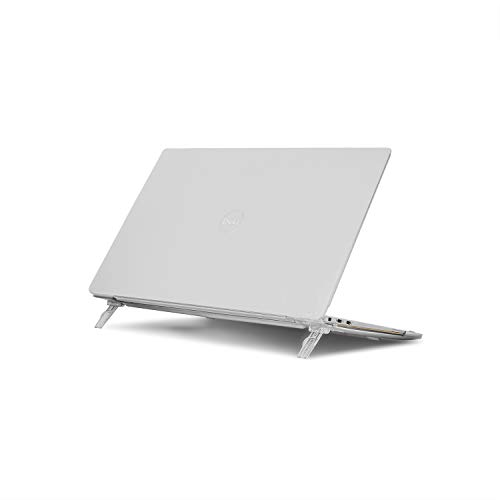 "mCover Hard Shell Case for 13.3"" Dell XPS 13 9370 (2018) 9380 (2019) Models (not Fitting Older L321X L322X 9333 9343 9350 9360 9365 Models) Ultrabook Laptop - Dell-XPS13-9370 Clear"