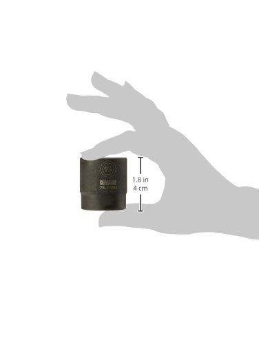 DEWALT 1//2 Drive Socket Deep Impact 6PT 1 7//16