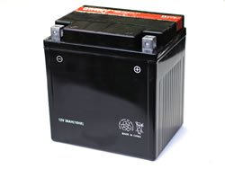 Replacement For POLARIS FS WIDE TRACK 600CC SNOWMOBILE BATTERY FOR YEAR 2012 MODEL by Technical Precision