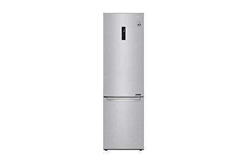 LG GBB72NSDFN nevera y congelador Independiente Acero inoxidable 384 L A+++ – Frigorífico (384 L, SN-T, 14 kg/24h, A…