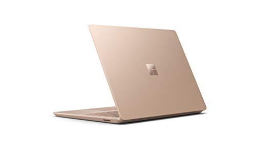 "Microsoft Surface Laptop Go - 12.4"" Touchscreen - Intel Core i5 - 8GB Memory - 128GB SSD - Sandstone"