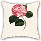 Flower Pillowcase 20 X 20 Inches / 50 By 50 Cm Best Choice For Couples,lounge,christmas,valentine,monther,car With 2 Sides (Shark Tank Products Corduroy compare prices)