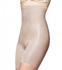 e05d147998 Spanx Super Higher Power Nude Long Leg Panty 916 D  Amazon.co.uk ...
