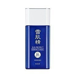 Kose Medicated Sekkisei sun protection essence milk 60g (Sekkisei Essence Kose)