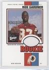 Rod Gardner (Football Card) 2001 Upper Deck Vintage - Vintage Threads #RGVT