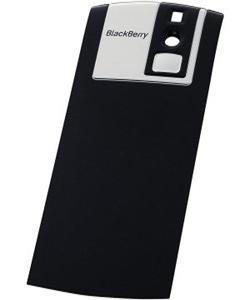 - Blackberry 8100 Pearl Black Back Cover Door
