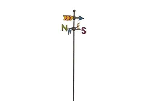[Miniature FAIRY GARDEN Mini Weathervane NEW] (Weathervane Stand)