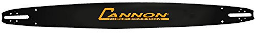 "Cannon 44"" Double Ended Chainsaw Bar (CDE-G1-44-63)"