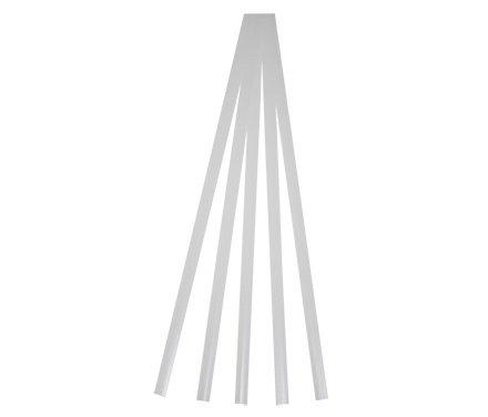 (POLYETHYLENE FLAT STICK (LDPE) 3/8