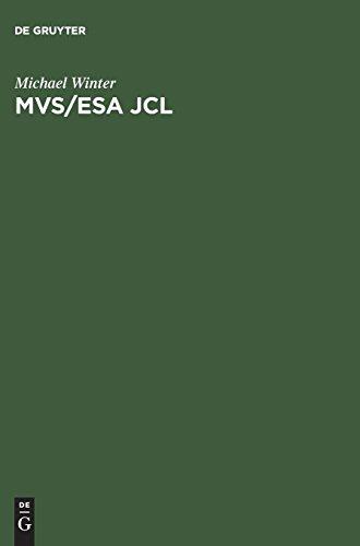 MVS/ESA JCL  [Winter, Michael] (Tapa Dura)