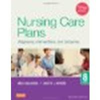 Nursing Care Plans: Diagnoses, Interventions, and Outcomes by Gulanick PhD APRN FAAN, Meg, Myers RN MSN, Judith L. [Mosby, 2013] 8th Edition [Paperback] (Paperback)
