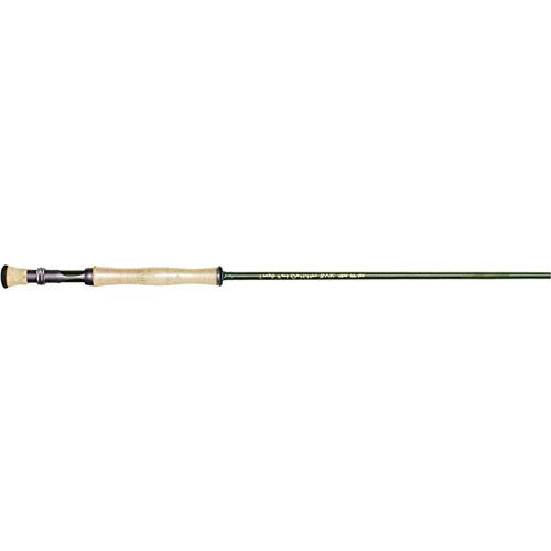 TFO BVK Fly Rod - 4-Piece Handle B, 9 Weight, 9ft (3 5wt Piece)