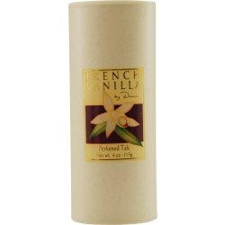 French Vanilla By Dana For Women Talc 4 oz