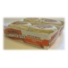 Maplehurst Bakery Thomas Sandwich Original English Muffin - 48 per case.