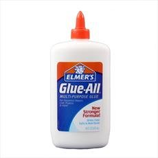 Elmer's Glue-All Multi-Purpose Liquid Glue, Extra Strong, 16 Ounces, 1 Count -  Elmers, E1321