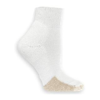 Thorlo Socks Tennis Mini Crew - Tennis Crew Mini Socks White