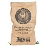 Best Natural Tomato Starter Fertilizer for Conditioning Your Soils Before Planting: Charlie's Compost Tomato Fertilizer