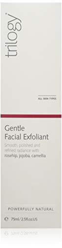 Trilogy Gentle Facial Exfoliant for Unisex, 2.5 Ounce