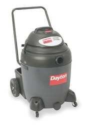 Wet/Dry Vacuum, 2 HP, 22 gal, 120V