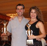 Learn to Swing Dance with Champions Steve & Heidi Instructional DVD: Beginning