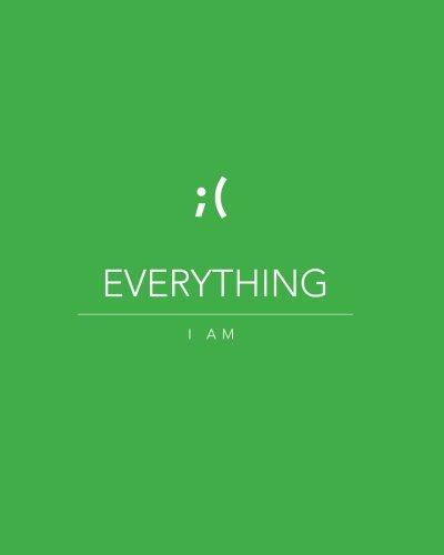 Everything I Am   Lightgreen   8X10  Volume 8