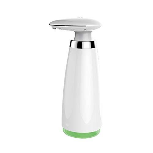 Soap dispenser Emulsion Automatic Induction Household Sink Kitchen Bathroom Smart Plastic Hand sanitizer Bottle 220ml (Color : Black, Size : 24118.4cm) ()