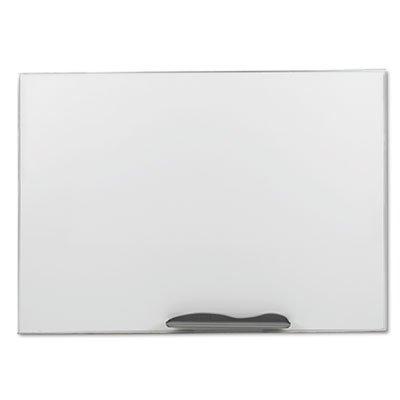 Ultra-Trim Magnetic Board, Dry Erase Porcelain/Steel, 48 x 33 3/4, White/Silver, Sold as 1 Each by Best-Rite (Image #4)