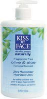 Kiss My Face Olive & Aloe Moisturizer - 7