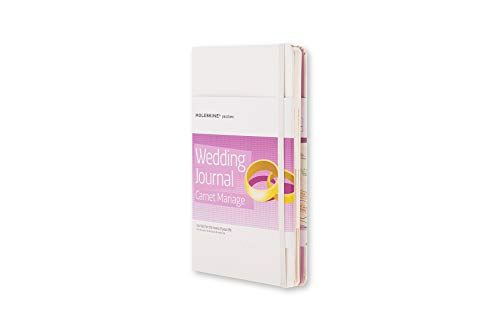 (Moleskine Passion Journal Hard Cover Notebook, Wedding, Large (5