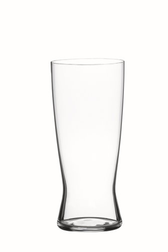 Spiegelau Beer Classics Lager Glass Packed in a Gift Tube, Set of 2