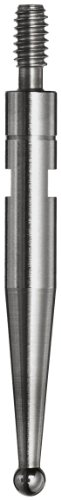 (Brown & Sharpe TESA 74.105997 Carbide Ball Tip Measuring Insert for Interapid 312 Dial Test Indicators, 0.65