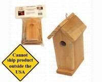 Essentials House Wren Songbird - Songbird Essentials SESC00607 Wren House Kit (Set of 1)