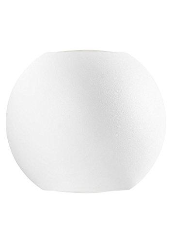 AEG GUS LED Wandleuchte Ø 10 cm Weiß 2-Flammig
