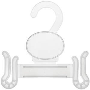 Retail Resource JLP156 Clear Shoe Hanger (Pack of 500) by Retail Resource