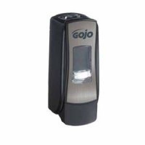 Brushed Chrome//Black GOJO Industries 315-8788-06 ADX-7 Dispenser