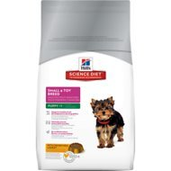 Puppy Small and Toy Breed Dog Food Size: 4.5-lb.