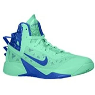 circuito como eso entregar  Nike Zoom Hyperfuse 2013 Green Glow Game Royal (615896-301) mens Shoes  (B00BY9L7QM) | Amazon price tracker / tracking, Amazon price history  charts, Amazon price watches, Amazon price drop alerts | camelcamelcamel.com