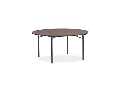 - Virco - 6060R Round Folding Table 60