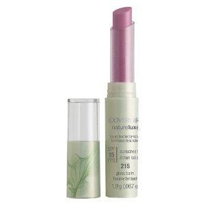 COVERGIRL Natureluxe Gloss Balm - Hibiscus 215 - .07 oz