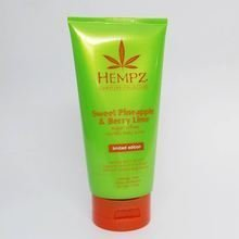- Hempz Signature Collection Limited Edition Sweet Pineapple & Berry Lime Herbal Body Scrub - 8.5 oz.