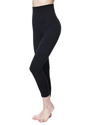0683d00b10 Mothers Essentials Postpartum High Waist Tummy Compression Control Slimming  3/4 Capri Leggings