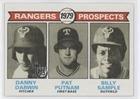 (Danny Darwin; Pat Putnam; Billy Sample (Baseball Card) 2014 Topps - 75th Anniversary Buybacks #1979-713)