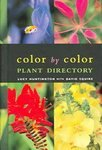 Color by Color Plant Directory, Lucy Huntington, 0785819401