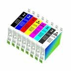 AIM Remanufactured Ink Cartridge Replacement for Epson T054MP ( Black,Cyan,Magenta,Yellow )