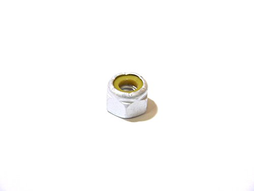 (Aluminum Fastener Nylon Lock Nut 1/4 x 20 | UAAC (50pcs))