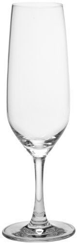 - Schott Zwiesel Tritan Crystal Glass Congresso Stemware Collection Champagne Flute, 8-Ounce, Set of 6