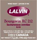 Price comparison product image 10 packs Lalvin Wine Yeast (Bourgovin RC 212 Wine Yeast)