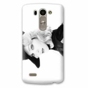 Amazon.com: Case Carcasa LG K10 Star US - - madonna blanc ...