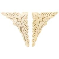 - Acanthus Corner Wood AppliquesNew by: CC